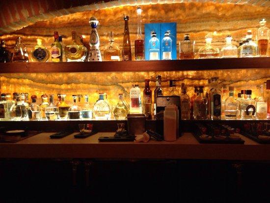 La Cava del Tequila: The selection