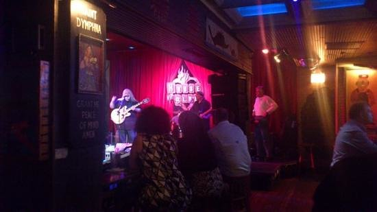 House of Blues Restaurant & Bar Chicago: a great act.