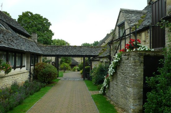 Old Swan & Minster Mill: Picturesque rooms