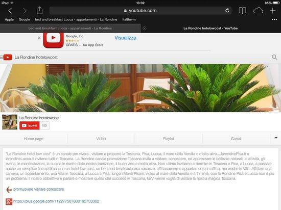 B&B La Rondine: Promozione turismo ed eventi casa vacanze la Rondine