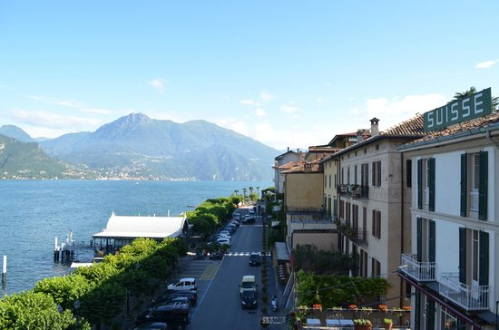 Hotel Metropole Bellagio: Room with a view