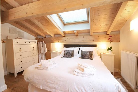 Chalet Annabelle: all bedrooms fully flexible