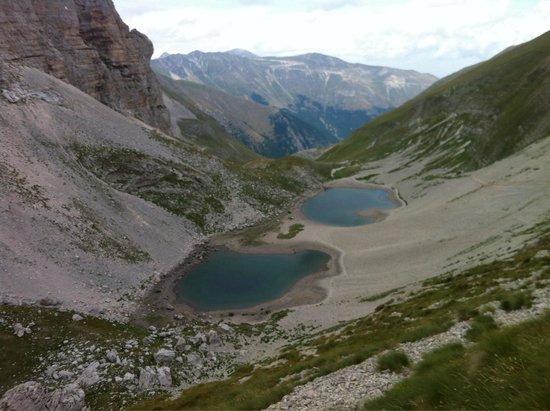 Monti Sibillini: Laghi di Ponzio Pilato