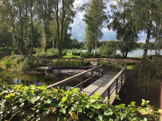 Hotel Thermen Bussloo: Paradijselijk uitzicht!