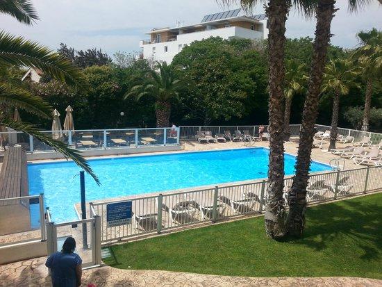 Novotel Montpellier: Vue de la chambre