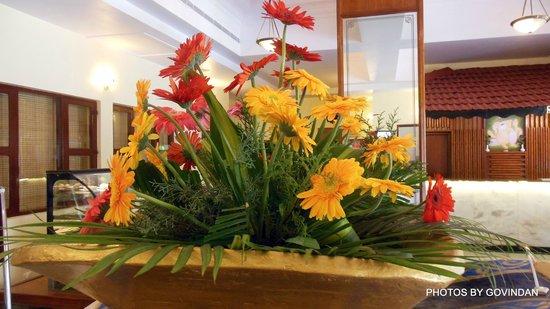 Ramanashree California Resort Bangalore: Flowers