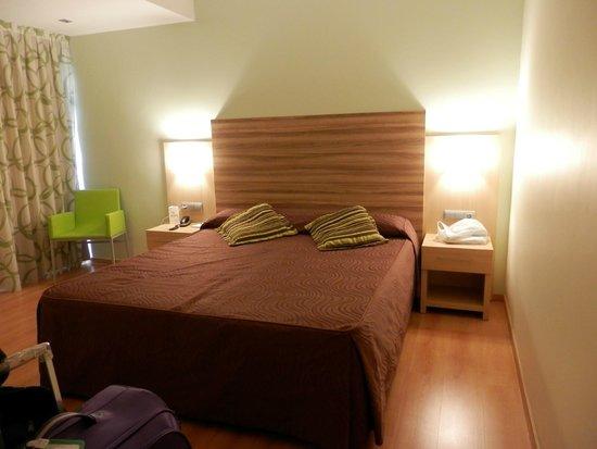 Riviera Beachotel: habitacion