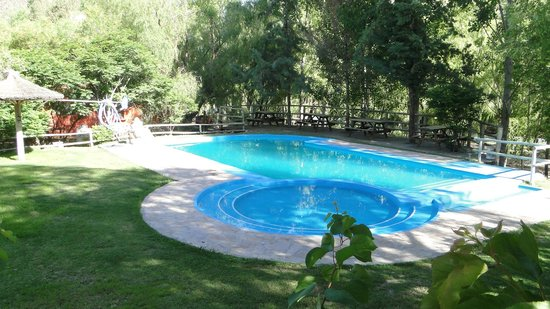 Rocas Amarillas: piscina