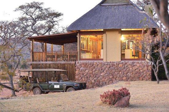 Ekuthuleni Lodge: Lounge