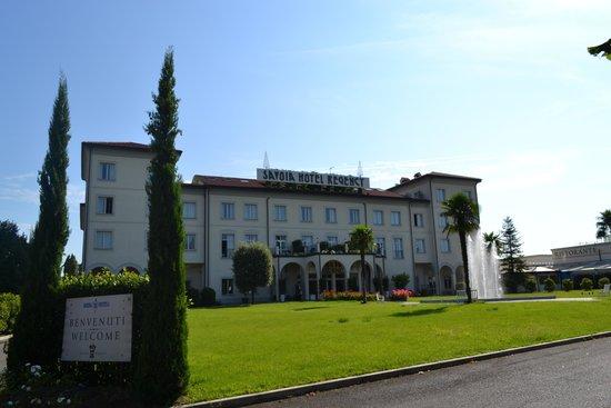 Savoia Hotel Regency : Extérieur de l'hôtel