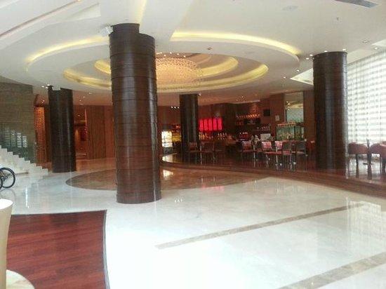 Bengaluru Marriott Hotel Whitefield : Interiors