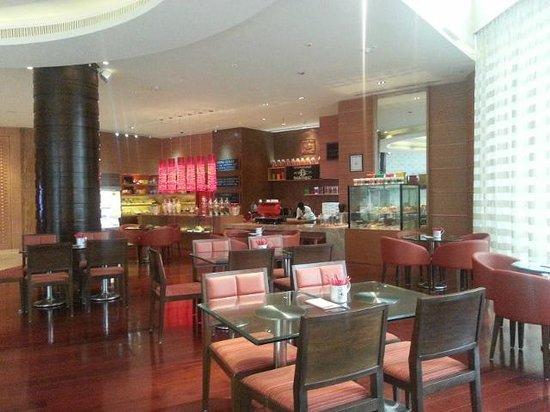 Bengaluru Marriott Hotel Whitefield : Dining area
