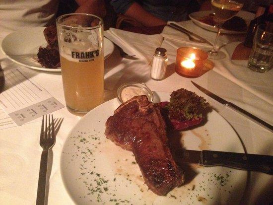 FRANK'S American Bar & Restaurant : Franks in Wien