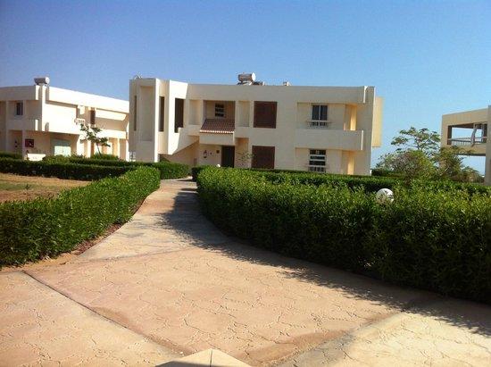 Hilton Hurghada Long Beach Resort : сам номер