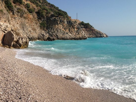 Suncity Hotel & Beach Club: Общественный пляж