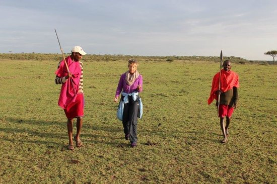 Basecamp Masai Mara: Walking safari