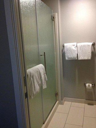 HYATT house Charlotte Center City : Bathroom