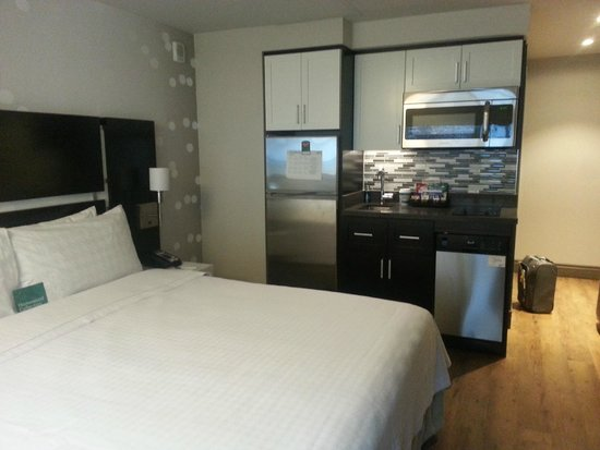 Homewood Suites by Hilton New York/Midtown Manhattan Times Square-South, NY: Vista camera