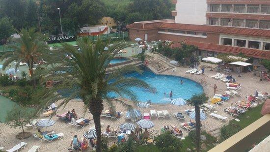 Hotel Esplendid: Piscine ...