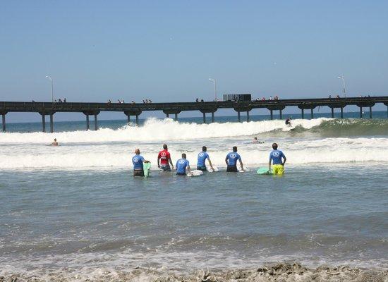 Mission Beach Surf School Reviews