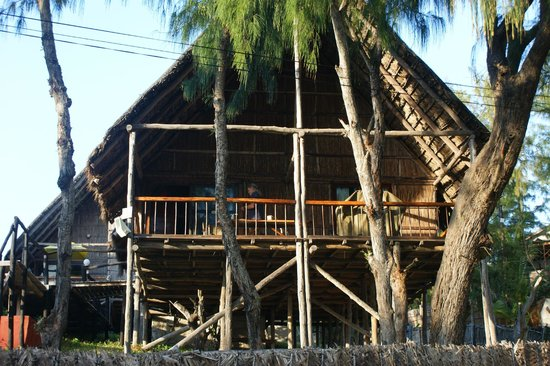 "Casa Barry Lodge : ""onze""lodge"