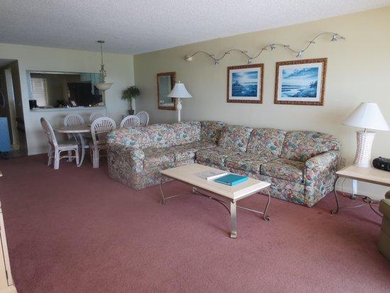 Las Olas Beach Club: Room