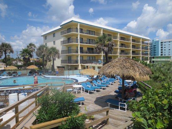 Las Olas Beach Club: pool