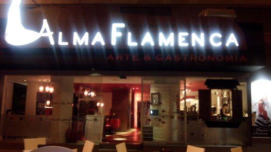 Alma Flamenca: Ingresso