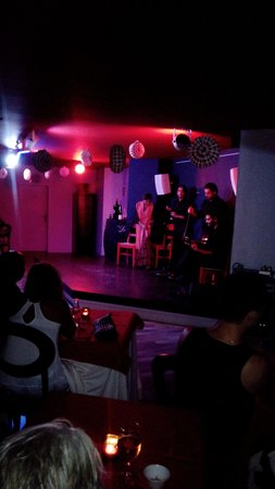 Alma Flamenca: Gruppo Flamenco