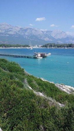Club Med Kemer: Vue Monts Taurus