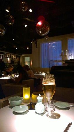 Dots - experimental Sushi : Il ristorante