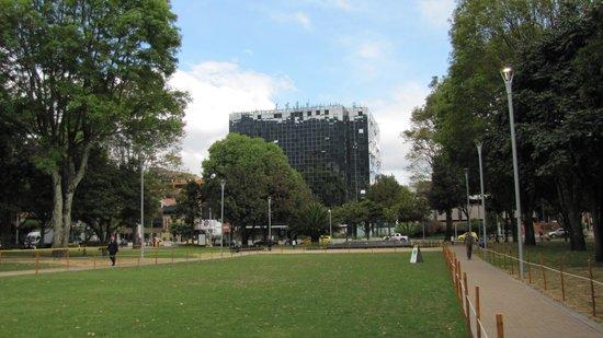 Parque 93: Parque de La 93