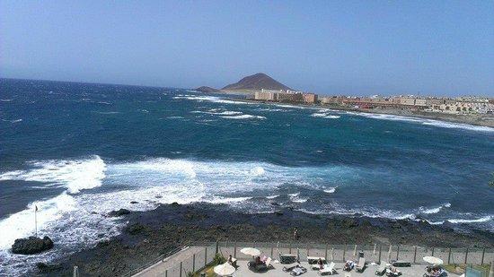 Hotel  Arenas del Mar: Vistas desde la habitación
