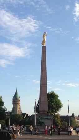 Monument de la Solidarite Nationale (Monument to National Unity) : Monument de la Solidarité Nationale