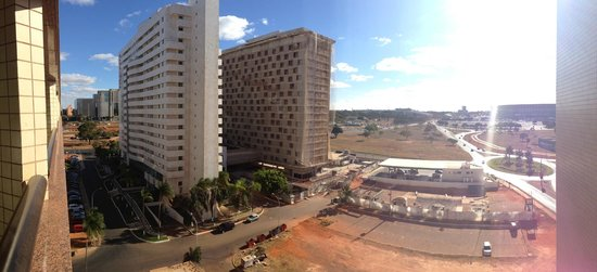 Mercure Brasilia Eixo : vista quarto adultos