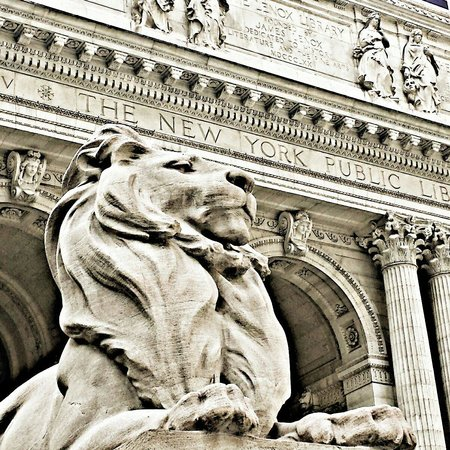 New York Public Library: NYPL