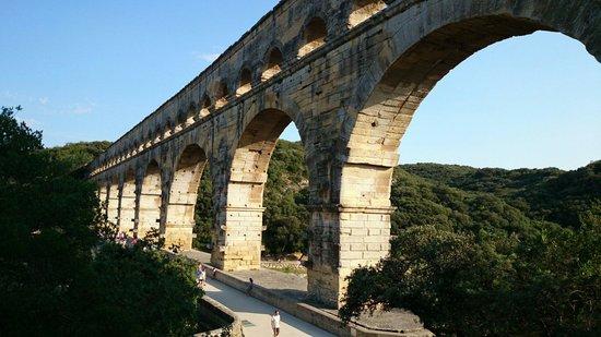Pont du Gard : 雄大(でも橋は橋)
