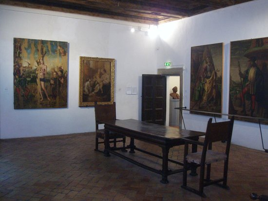 Casa Natale di Raffaello: sala da pranzo