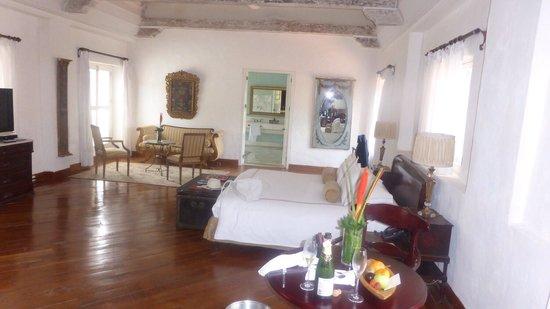 Casa Pestagua Hotel Boutique, Spa : Suite