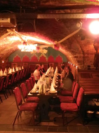 The Table settings - Picture of Medieval Banquet, London - TripAdvisor