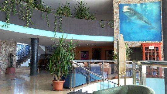 Labranda Golden Beach: golden beach hall