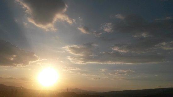 Aydinli Cave Hotel: Sky