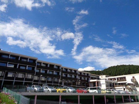 Azureva egat font romeu hotel font romeu voir 21 avis for Piscine font romeu