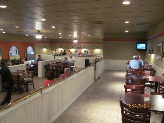 Rodeway Inn : Country Kitchen Restaurant