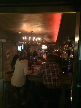 feRUS Hotel: Bar