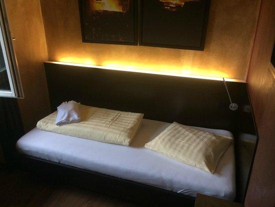 feRUS Hotel: Einzelzimmer Nr. 21