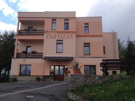 Penzion Partizan