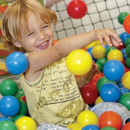 Fun4all: `Separate Toddler area
