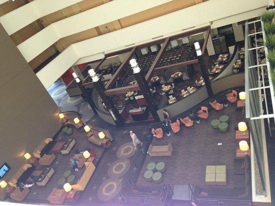 Holiday Inn Chicago Mart Plaza River North : Lobby