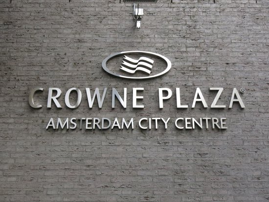 Crowne Plaza Amsterdam City Centre: Excellent Hotel
